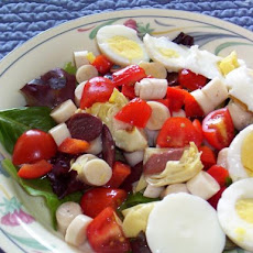 Hearts of Palm Salad