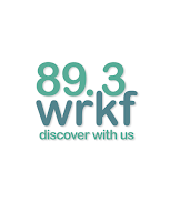 Screenshot of WRKF Public Radio App