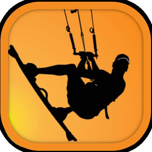 極端電力風箏 運動 LOGO-玩APPs
