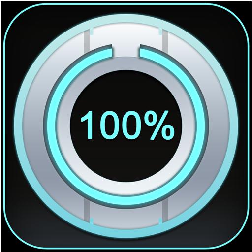 美麗的電池光碟白 工具 App LOGO-硬是要APP