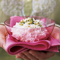Creamy Basmati Rice Pudding