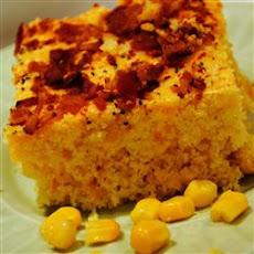 Bacon Corn Bread