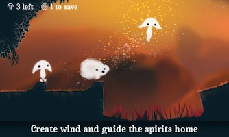 Screenshot of Spirits