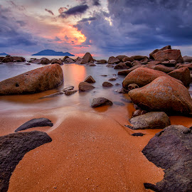 *** by Low Jian Shien - Landscapes Sunsets & Sunrises ( seascape, landscape )