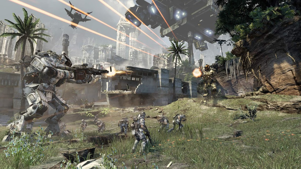 EA to publish Titanfall sequel
