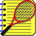 Tennis scores (Trial) icon