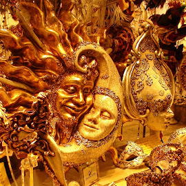 Masks of Venice by Lux Aeterna - Artistic Objects Clothing & Accessories