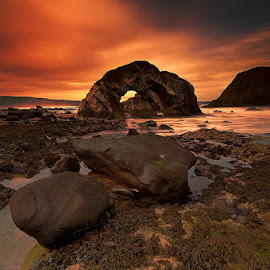 Ballintoy Northern Ireland by Oliver Almazan - Landscapes Sunsets & Sunrises ( ireland, landscape )