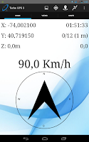 Screenshot of Turbo GPS 3