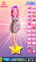 Screenshot of Fashion Diva Lite