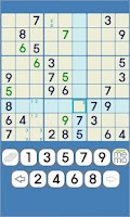 Screenshot of SUDOKING - King of SUDOKU