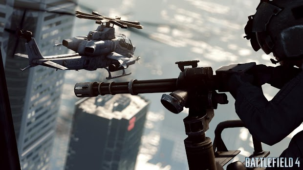 PS3 and PS4 gamers get a Battlefield 4 patch today
