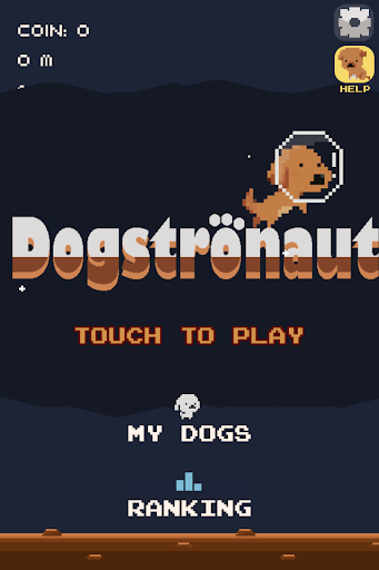 Puppy moon: Dogstronaut - screenshot