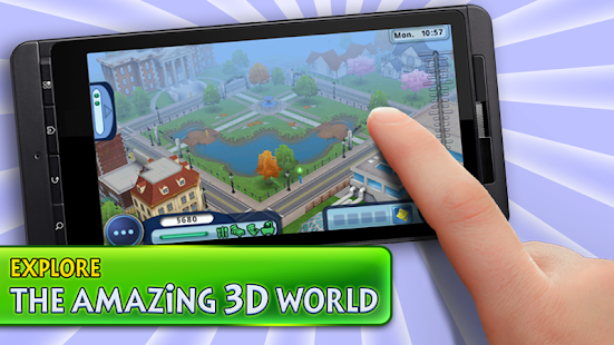Free Download The Sims™ 3 APK for Samsung