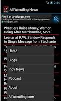 Screenshot of All Wrestling