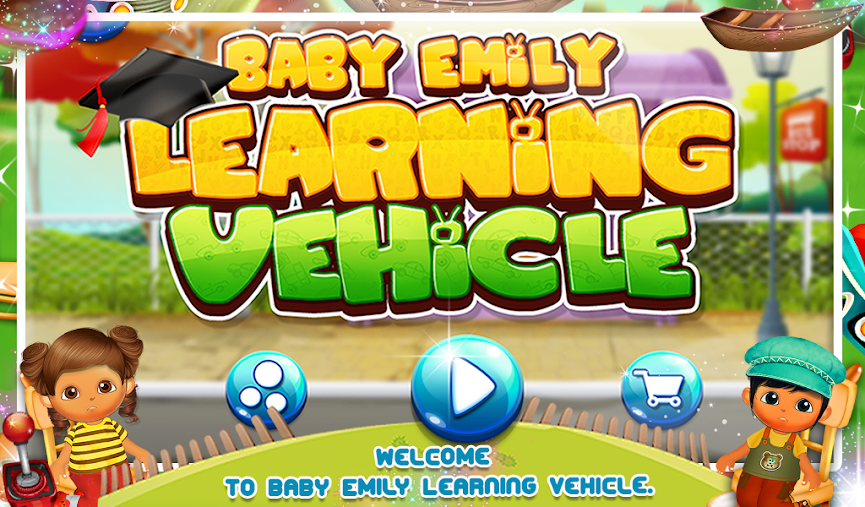 Baby Emily Learning Vehicle APK