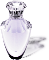 Night Blooming Lily opens with a burst of green lily <br> and fresh lily of the valley; <br> has a heart of peony, rose and carnation, <br> and a drydown of caramel and creamy musks.