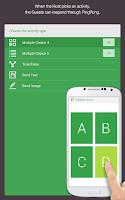 Screenshot of PingPong - SPOT Networking