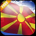 Android aplikacija 3D Macedonia Flag LWP na Android Srbija