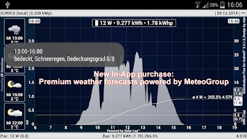 Screenshot of Solar Analyzer Free f Android™