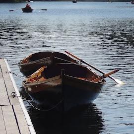 by Pal Mori - Transportation Boats