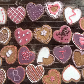 Lovehearts by Jools Cullimore - Food & Drink Cooking & Baking