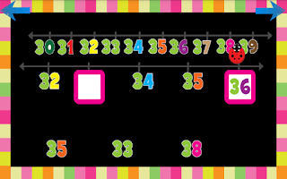 Screenshot of First Grade Math
