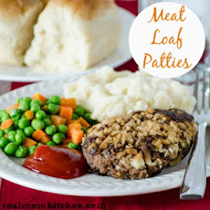 Meat Loaf Patties