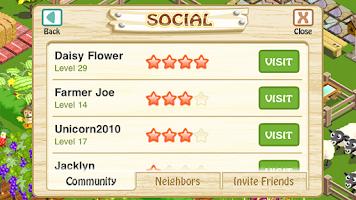 Screenshot of Farm Story™