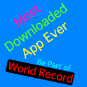 Most Downloaded App icon