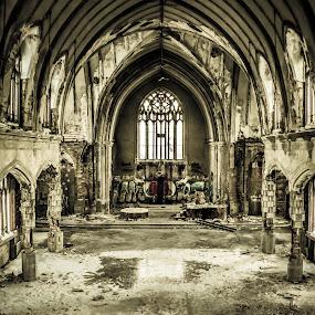 by Jarrod Kudzia - Buildings & Architecture Decaying & Abandoned ( detroit, abandoned,  )