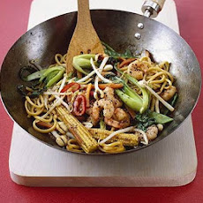 Prawn & Black Pepper Stir-fry