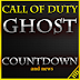 Countdown for COD Ghost