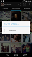 Screenshot of InstaKeep: Instagram Pic Save