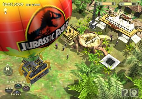 New Jurassic Park Game Coming