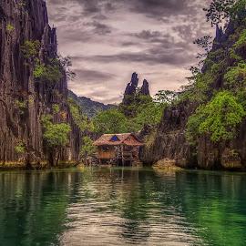 Coron Island, Philippines by Jeffrey Ferrer - Landscapes Beaches (  )