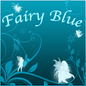 Fairy Blue Go Launcher Ex icon