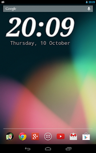 Digi Clock Widget   Android Apps On Google Play