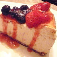 Gordon Ramsay's Baked New York Cheesecake