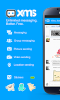 Screenshot of eBuddy XMS