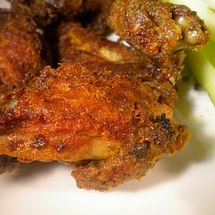 Spicy Dry Rub Wings