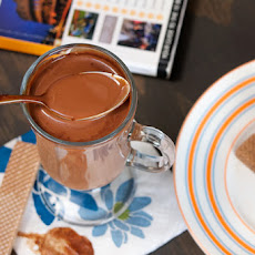 Thick Italian Hot Chocolate
