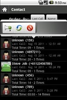 Screenshot of Limit My Call