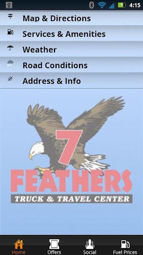 【免費旅遊App】Seven Feather Truck and Travel-APP點子