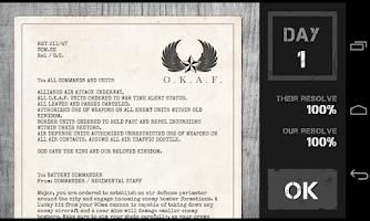 Screenshot of Air Defense Command