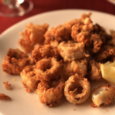 Fried Calamari Recipe