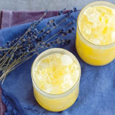 Pineapple-Lavender Juice