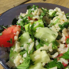 Brown Rice Tabouli