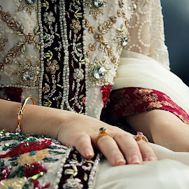 Pakistani Bride by Maham Elahi - Artistic Objects Clothing & Accessories