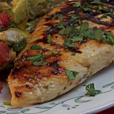Cumin Honey Marinated Grilled Chicken